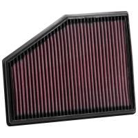 K&N воздушный фильтр в штатное место для BMW 5/7/X3/X4-series (G30/G11/F25/F26)