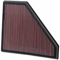 K&N воздушный фильтр в штатное место для Chevrolet Camaro 6/Cadillac ATS/CTS 2.0/3.6L