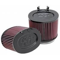 K&N воздушный фильтр в штатное место для Porsche 911 (997.2) Carrera 3.6/3.8 (09-12) (2шт)