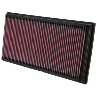 K&N воздушный фильтр в штатное место для Audi S3 (8L), TT 3.2 (8N), VW Golf 4 GTI/R32