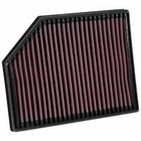 K&N воздушный фильтр в штатное место для Volvo XC70/XC60/V70/S80/S60/V60