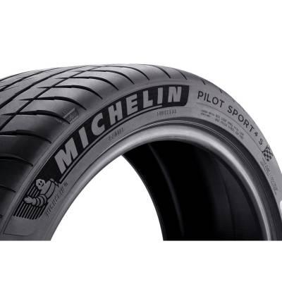 Michelin PILOT Sport 4S новая разноширокая резина для BMW M5 F10 (265/35+295/30 R20)