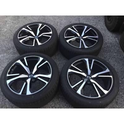 """19"""" Кованые разноширокие диски+резина для Nissan 370z (2017+)"""