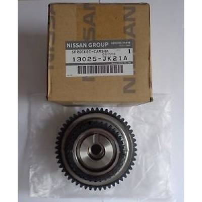 NISSAN 13025-JK21A Шестерня распредвала фазовращатель для NISSAN GT-R R35350Z 06г.+Murano 08г.+