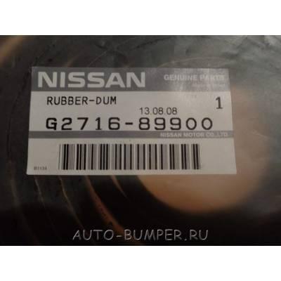 NISSAN G2716-89900 Уплотнитель резиновый для стекла GT-R R35