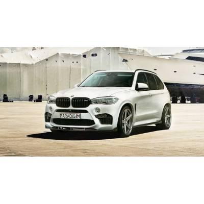 PARADIGM Передняя карбоновая губа для BMW X5M/X6M  (F85/ F86)