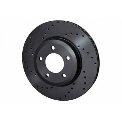 Rotinger T3-series Передние тормозные диски для Audi A6/A8 (360х34mm)