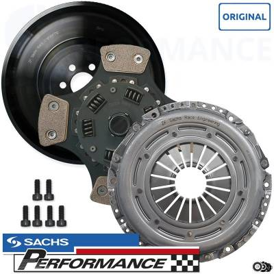 SACHS  Performance Усиленное сцепление Racing с маховиком для Audi/VW Golf 5/6 GTi (MT)