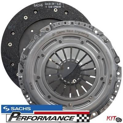 SACHS Performance Усиленное сцепление для Audi A4/A5 (MT)