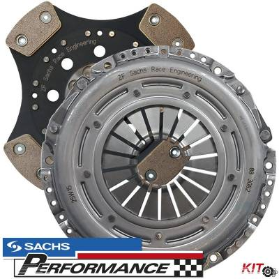 SACHS  Performance Усиленное сцепление Racing для Audi/VW Golf 5/6 GTi (MT)  (OE 06K141015J)