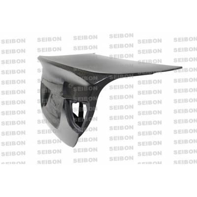 SEIBON  карбоновая крышка багажника  CSL-style для BMW 3-series E90 sedan  (2007-2011)
