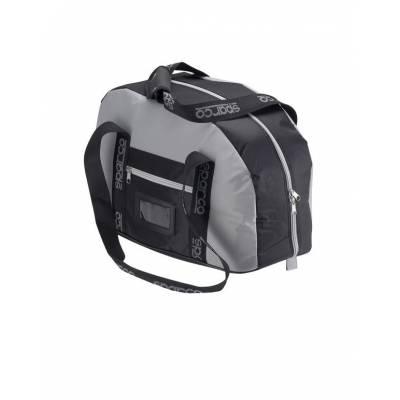 SPARCO 003112NGR Сумка BAG HELMET для шлема, черныйсерый