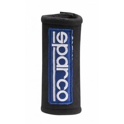 Накладки на ручку стояночного тормоза SPARCO, 2 шт, черные, S01099NR