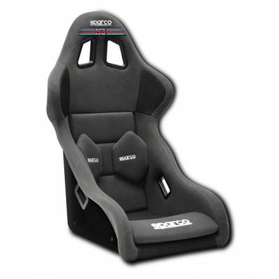 SPARCO 008016RMRGR Кресло для автоспорта PRO 2000 QRT MARTINI RACING. FIA 8855-1999. серое. р-р L