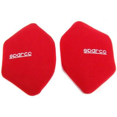 SPARCO 01022RS Подушка боковой поддержки в креслосиденье, красный