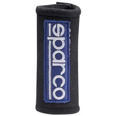 SPARCO 01099NR Накладки на ручку стояночного тормозаруль Sparco MINI, черный, 2 шт