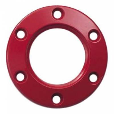 SPARCO 01598RS Центральное кольцо руля красное