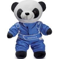 SPARCO 099051 Мягкая игрушка PANDA в гоночном комбинезоне Sparco