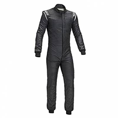 SPARCO 001126954NR Комбинезон FIA SUPERLEGGERA RS-9.1, черный, р-р 54