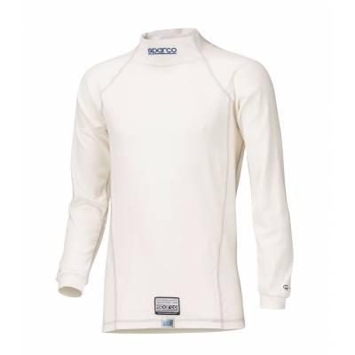 SPARCO 001772MBI1S Майка,футболка  - FIA -  GUARD RW-3  - длин.рукав - , белый, р-р S