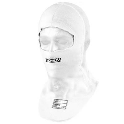 SPARCO 001498BO Подшлемник для автоспорта PRIME+. FIA 8856-2018. белый. один размер