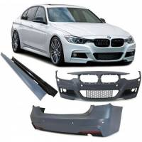 Аэродинамический обвес M-Performance для BMW F30 3-series