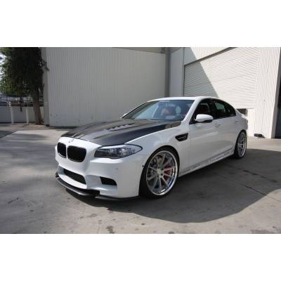 AGENCY POWER AP-F10M5-620 Капот карбоновый DTM Style для BMW F10 M5 550 535 528 2011+