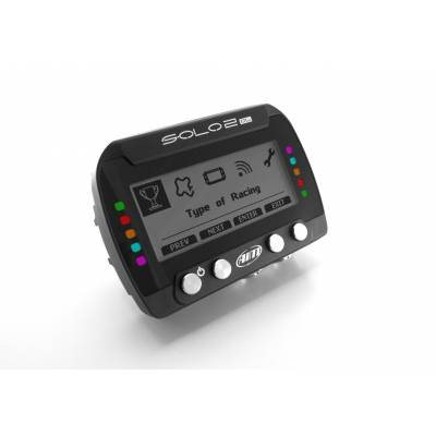 AIM SOLO2DL-C-RS Лаптаймер SOLO 2 DL c GPS для работы с ECU с интерфейсом CAN