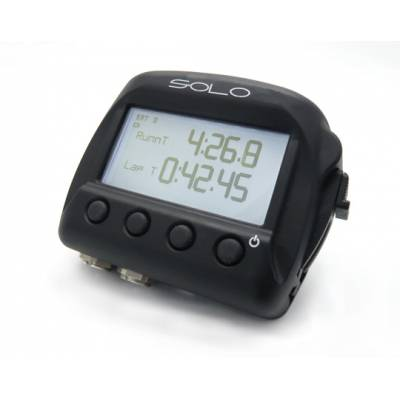 AIM X46SOLO000 SOLO Lap Timer с GPS