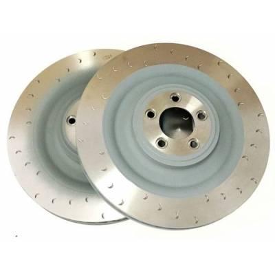 ALCON передние тормозные диски для Jaguar XKR (06-14) (alcon 400x36mm)