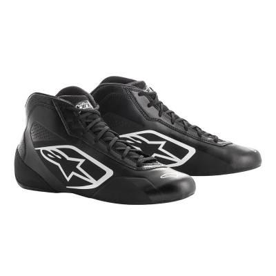 ALPINESTARS 2711518_12_10 Ботинки для картинга TECH 1-K START, чёрный/белый, р-р 43 (10)