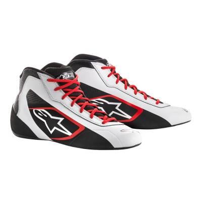 ALPINESTARS 2711515_12_11 Ботинки/обувь для картинга TECH 1-K START, черный/белый, р-р 44 (11)