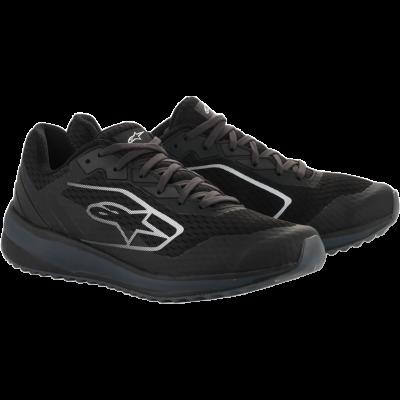 ALPINESTARS 2654520_111_10 Ботинки повседневные META ROAD RUNNING. чёрный/серый. р-р 43 (10)