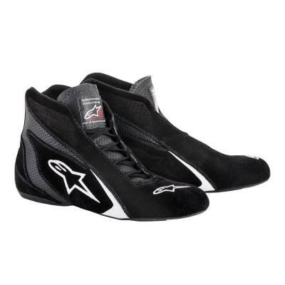 ALPINESTARS 2710515_10_13 Ботинки/обувь для автоспорта (FIA) SP, черный, р-р 47 (13)