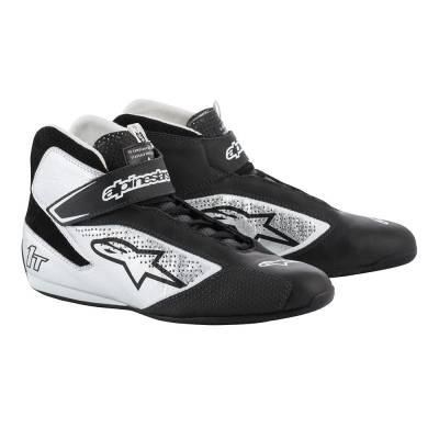 ALPINESTARS 2710015_104_7 Ботинки/обувь (FIA) TECH 1-T, черный/серый, р-р 39 (7)