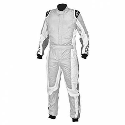 ALPINESTARS 3354013_192_56 Комбинезон (FIA) GP TECH, серебро/серый, р-р 56