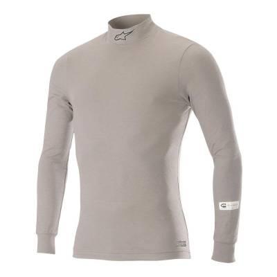 ALPINESTARS 4754018_970_L Майка/футболка (FIA) RACE V2 TOP, серый, р-р L