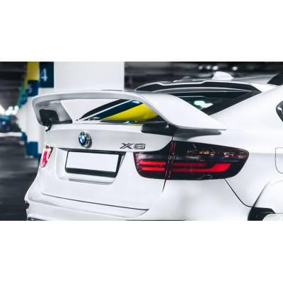 Annchen спойлер на крышку багажника для BMW X6M/ X6 (E71)