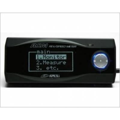 APEXi 405-A916 (415-A916) Мультифункциональный измерительный прибор RSM (черный цвет) Overseas M