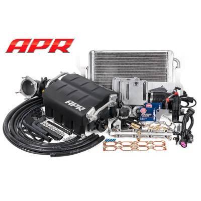 GO-APR T3100052 К-т увеличения мощности Stage3 TVS1740 для Audi RS4 (B7) 4.2