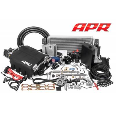 GO-APR T3100055 К-т увеличения мощности Stage3 TVS1740 для Audi S5 (B8) 4.2 до 08г