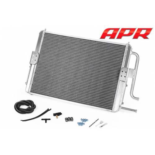 APR Радиатор охлаждения компрессора Audi A4/A5/A6/A7 3.0tfsi/4.0tfsi