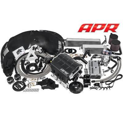 GO-APR T3100054 К-т увеличения мощности Stage3 TVS1740 для Audi R8 4.2