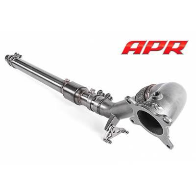 APR даунпайп для TT/TT-S/Tiguan/Passat/CC