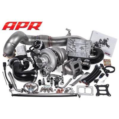 Турбо-кит Stage III APR с турбиной EFR7163 для MQB AWD