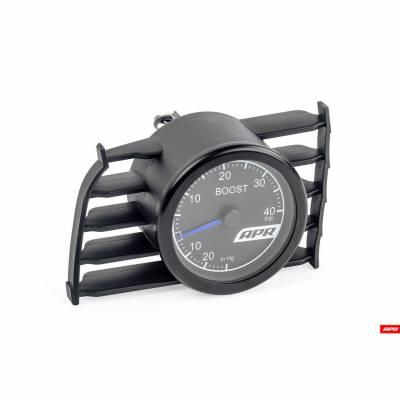 APR Датчик давления наддува 40 PSI с синей стрелкой для MK7