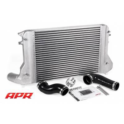 GO-APR IC100012 Интеркулер фронтальный для A3 / TT / Golf mk5/6 GTI / Jetta / EOS / Scirocco