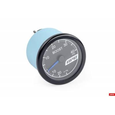 APR Датчик давления наддува 40 PSI с синей стрелкой