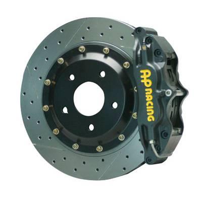 AP RACING CP5555T1034 Тормозная система для AUDI RS4 Fr