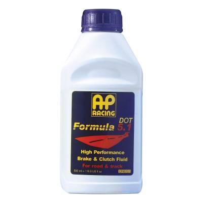 AP Racing Тормозная жидкость Formula Dot 5.1 - (0.5л) (269°C)